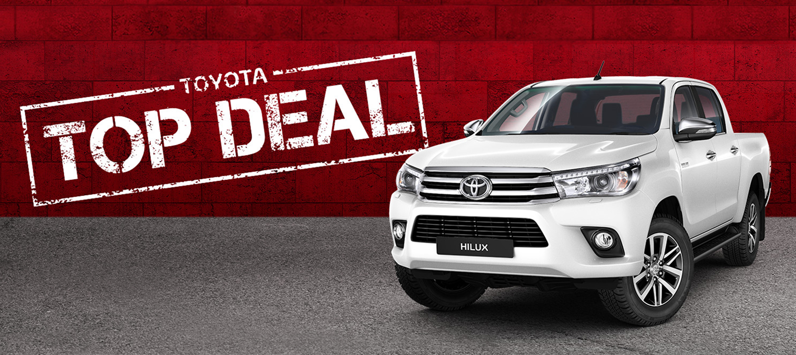 TOP DEAL HiLux